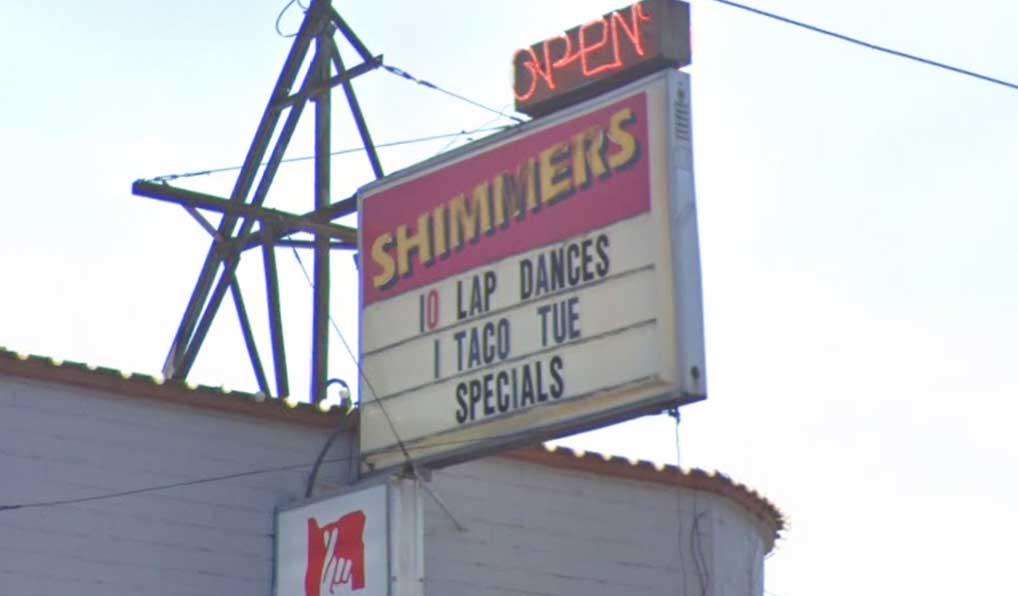 Shimmers Gentlemens Club